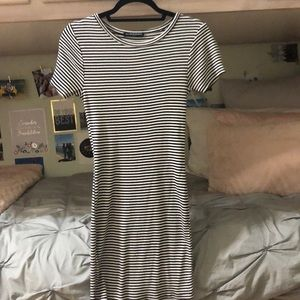 Striped Brandy Melville dress
